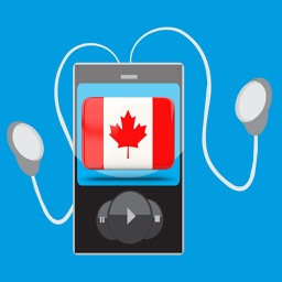 Canada Radios - Top Music and News Stations Pro