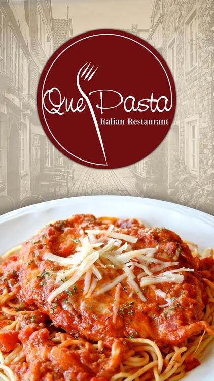 Que Pasta Italian Restaurant