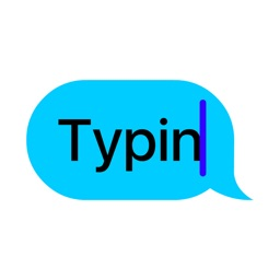 TypingText - Keyboard Type-on Effect Stickers