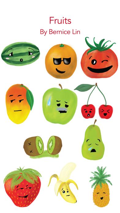 Fruits by Bernice Lin screenshot one