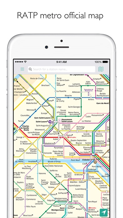 Paris Metro Map Download.Paris Metro Map And Routes Revenue Download Estimates Apple