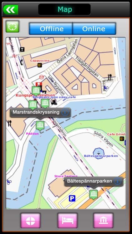 Gothenburg Offline Map City Guide screenshot-1