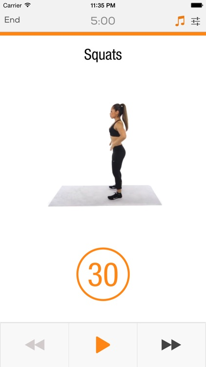 Lower Body Sworkit - Thigh, Hip, & Leg Workouts screenshot-2