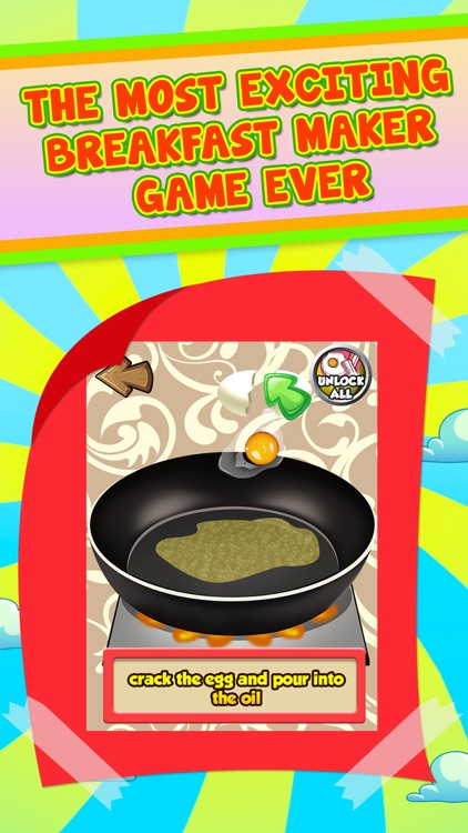 Breakfast Food Maker Kids Games (Girls & Boys)