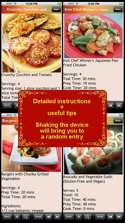 Japanese Cuisine Recipe