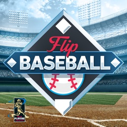 Flip Baseball: official MLBPA card game