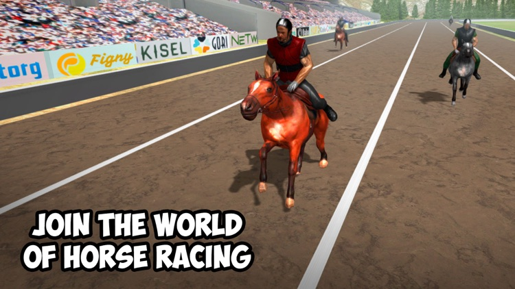 Horse Racing Championship: Riding Simulator Full