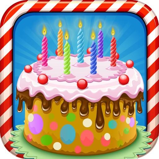 Cake Maker Kids - Cooking Games