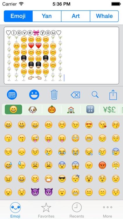 Emoji Keyboard Emoticons Art Smiley Faces Unicode Symbol Animated