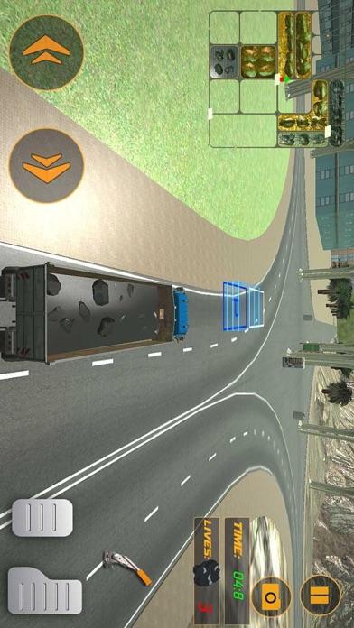 鉱業運転と2017駐車場クエストシミュレータのスクリーンショット1