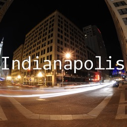 hiIndianapolis: Offline Map of Indianapolis