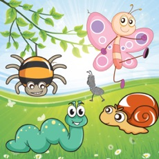 Activities of Insects Puzzles for Toddlers