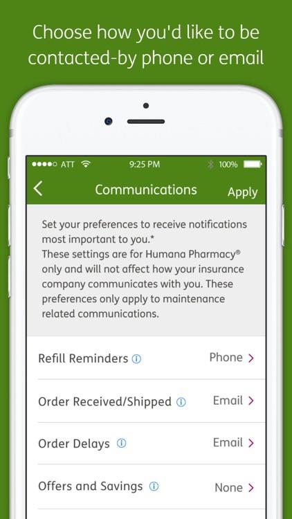 Humana Pharmacy screenshot-3