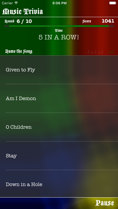 Music Trivia review screenshots
