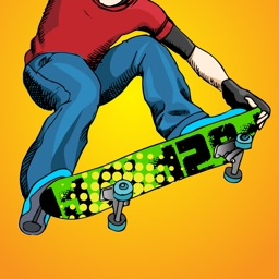 Skate - Skateboard Sticker App