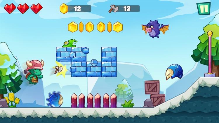 Jungle Adventures World screenshot-3
