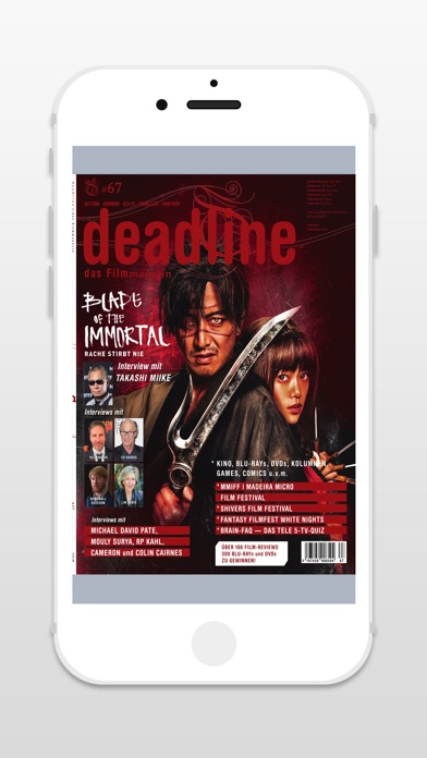 download deadline - Zeitschrift apps 0