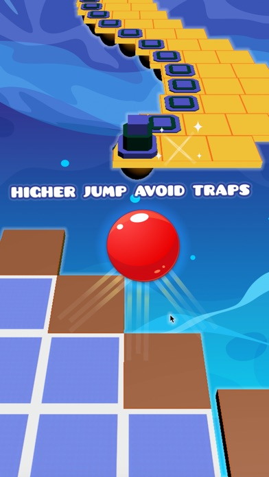 Red Ball Tower - Tap To Jump Endless Game-1