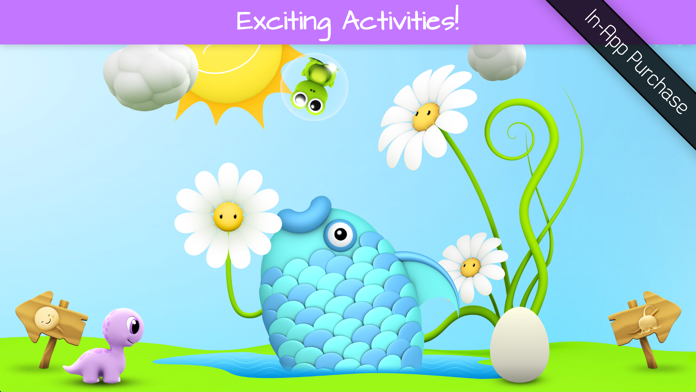 Preschool Games: 2-4 Year Old Screenshot