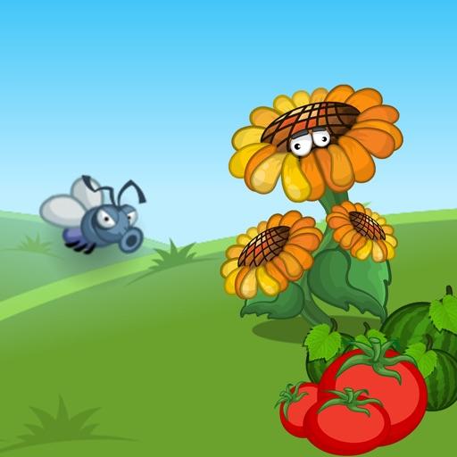 Plants vs. Bugs iOS App