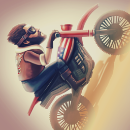 Ícone do app Bike Baron