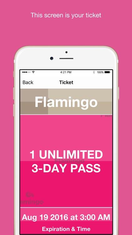 Flamingo Fares Tampa Bay screenshot-3