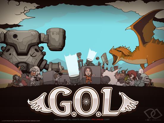 GOL:Legendのおすすめ画像1