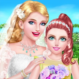 Sweet Wedding Salon - Flower Girl Bridal Makeover