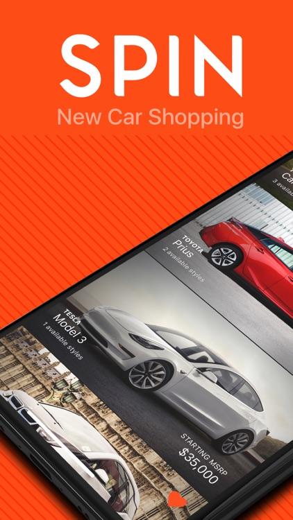SPIN - Car Buying App screenshot-0