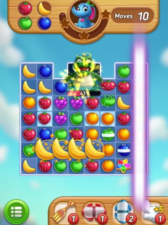 Скачать Fruits Mania : Elly's travel