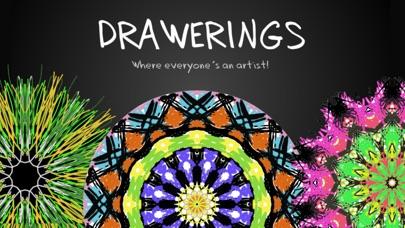 Drawerings - Mandala Kaleidoscope Drawings!