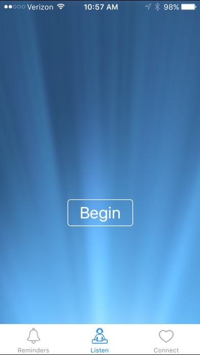 Screenshot for Relax with Andrew Johnson in Denmark App Store