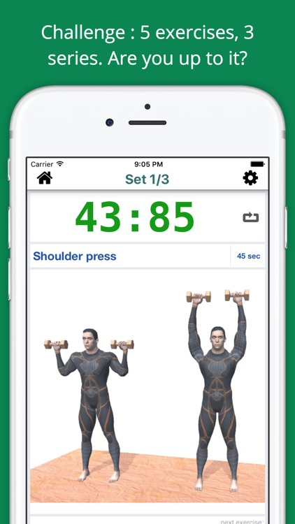 Upper Body Challenge Workout Free