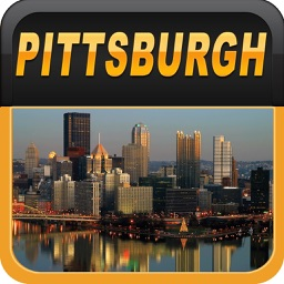 Pittsburgh Offline Map Travel Guide
