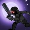Mobile Gun Man Strike on Cyber War