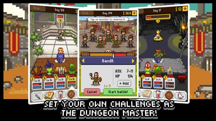 Knights of Pen & Paper screenshot-4