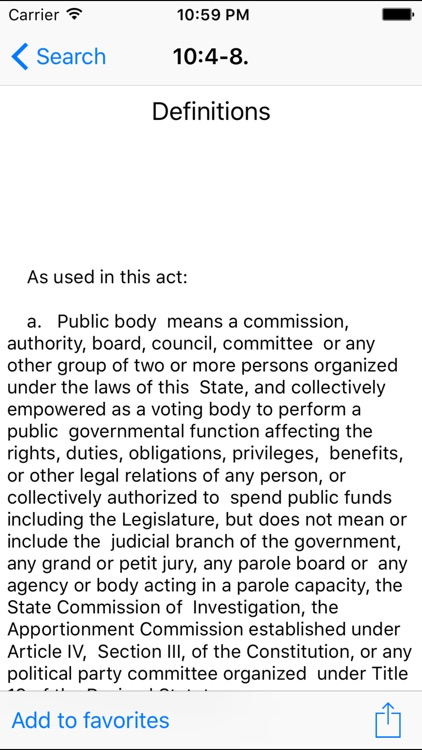 NJLaw - Title10 - Civil Rights screenshot-3