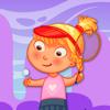 Daniel Shneor - Tennis Bubble Arcade - PRO - girly summer balloon adventure artwork
