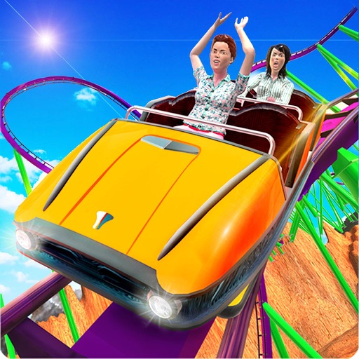Crazy Roller Coaster : Eid Mubarak Love Greeting