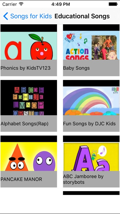 Kids Song Video by CUONG DINH QUANG
