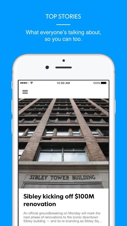 Milwaukee Journal Sentinel for iPad/iPhone app image