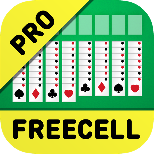 FreeCell • Pro