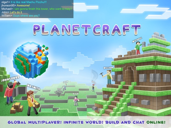 Planet Craft Screenshots
