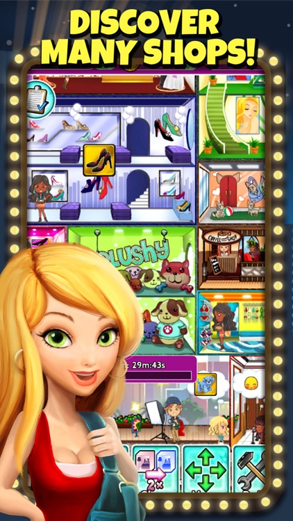 Fashion Shopping Mall — The Dress Up Game screenshot-3