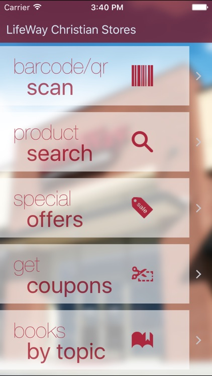 LifeWay Christian Stores screenshot-1