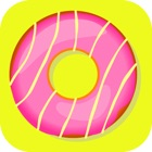 Jogo De Donut Cookie - Dazzle Paixão Donut Puzzle icon