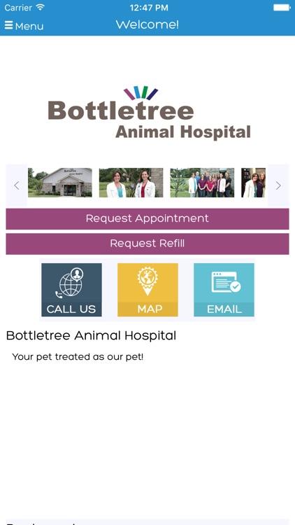 Bottletree Animal Hospital
