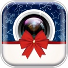 Christmas Photo Booth: Xmas Sticker Picture Editor icon