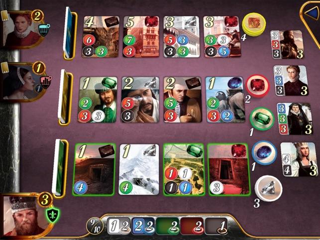 Splendor™: The Board Game Screenshot