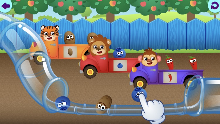 Kids Learning Games 4 Toddlers screenshot-9